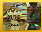 2010 Panini Absolute Prime Jeremy Maclin Heroes Jersey Patch Autograph Card 5