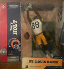 TORRY HOLT ( MCFARLANE NFL SERIES 8 ) ( VARIANT YELLOW PANTS  )