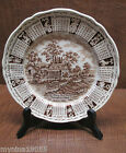 1969 Alfred Meakin Staffordshire Calander Zodiac Plate God Bless Our House 9