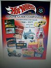 HOT WHEELS CARS & TOYS ULTIMATE REDLINE PRICE GUIDE COLLECTOR'S BOOK