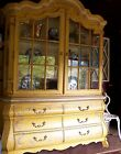 VINTAGE  Bombay China Cabinet  Hutch  by Drexel   LOCAL Pick up ONLY