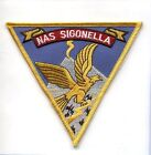 NAS NAVAL AIR STATION SIGONELLA SICILY ITALY US NAVY BASE SQUADRON PATCH