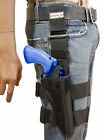 NEW Barsony Tactical Leg Holster for 6 Ruger 38 357 41 44 Revolvers