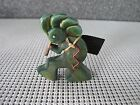Kokopelli Small Raku Figurine By Jeremy Diller NWT