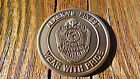 Alaska State Troopers coin