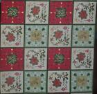 Red Rooster Jennifer Chiaverini The Giving Quilt Christmas Panel