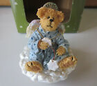 Boyds Small Winter Angel Candle Topper---Gracie....Snowy Wishes