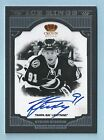 STEVEN STAMKOS 2011 12 CROWN ROYALE ICE KINGS AUTOGRAPH AUTO 99