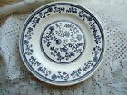 Homer Laughlin  Blue & White 7.5 inch Plate