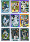 2014 Bowman Chrome SILVER WAVE REFRACTOR Jeff Ames RC 11 15 Tampa Bay Rays