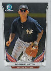 (20) 2014 Bowman CHROME Gosuke Katoh RC's All Chrome LOT Yankees
