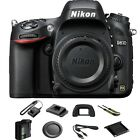 NEW Nikon D610 Digital SLR Camera Body DSLR + 1 Year Warranty Bundle