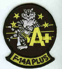 GRUMMAN F-14 A+ TOMCAT NAVY VF- CARRIER FIGHTER SQUADRON PATCH