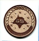 CVN-69 USS EISENHOWER NAVY AIRCRAFT CARRIER SHIP DESERT SQUADRON PATCH