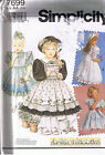 PINAFORES SZ 2-4 SEWING PATTERN 7699 U/C