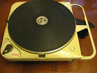 Vintage Thorens TD124 Turntable (STS TURNTABLES RESTORED) NM Awesome Condition !
