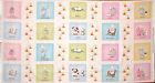 Baby Bunnies By The Bay Fabric ~ 100% Cotton 24