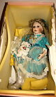 Kristan - Limited Edition Porcelain Doll by Artist Cindy McClure with COA