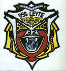 CVS-32 CV-32 USS LEYTE US NAVY AIRCRAFT CARRIER SQUADRON SHIP PATCH