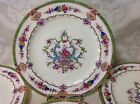 1905-1915, 7ct Gorgeous Hand Painted Dinner Plates by Cauldon England; Perfect
