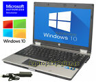 HP LAPTOP WINDOWS 10 PC CORE i5 24GHz 4GB RAM WiFi DVDRW NOTEBOOK 250GB HD WIN
