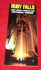 Vintage Ruby Falls Mountain Caves Chattanooga, TN Brochure