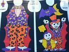 Vampire COSTUME FABRIC PANEL  BY MANES, INC. EASY TO SEW QUICKLY CUT AND SEW