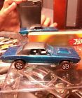 Teal Aqua Green 1967 Redline Hot Wheels  Custom T-Bird. (It is Not Blue)