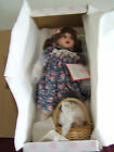 Vintage Design Debut Doll Erin Girl With Basket 19