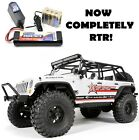 AXIAL SCX10 '12 Jeep Wrangler Unlimited C/R Edition 4WD RTR RC Crawler AX90035