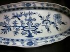 SENSATIONAL ANTIQUE MEISSEN FISH PLATTER 21