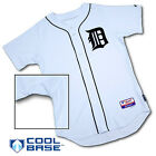 2014 Detroit Tigers Authentic COOL BASE Home Athlete Jersey