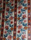 3 Yds. Waverly Glosheen 100% Combed Cotton Fabric  45 by 108