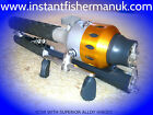 Caravan Fishing rod Travel Holiday Camping Campervan Motorhome Travel Rod