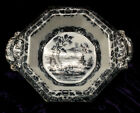 Beauties of China Ironstone Stoneware Mellor Venables & Co. 1848 Serving Dish