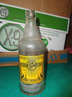 Vintage Rech's Better Beverages 12oz Bottle Tonawanda NY 1947