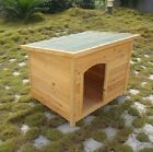 New Extra Large Outdoor Wooden Durable Pet Dog House Wood Big All Weather Kennel