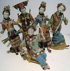 Dolls - 9 Handcrafted Porcelain Dolls w/ Finite Details - A Collectors Delight