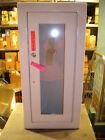 B3 FIRE EXTINGUISHER HOLDING CABINET NEW W/ KEYS!! NEW!!!