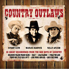 Country Outlaws 60 TRACK Johnny Cash WAYLON JENNINGS Willie Nelson NEW 3 CD