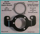 HARLEY STEALTH AIR CLEANER SUPPORT BRACKET SPORTSTER 1991 UP W GASKET