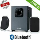 Wireless Bluetooth Speaker Home Theater Hifi Acoustic Audio Subwoofer Amplifier