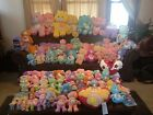 Lot Of 235 Contemporary And Vintage Care Bears Plush And Misc Alot NWT!!