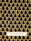 Guitar Fabric ~ 100% Cotton By The Yard ~ Silhouettes Rock N Roll Music CP37059
