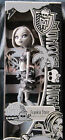 MONSTER HIGH LIMITED EDITION ~ SKULL SHORES FRANKIE STEIN B & W~SHIPS SAME DAY