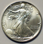 1990 Gem BU American Eagle Silver Dollar Coin NAME YOUR PRICE