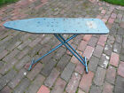 LITTLE MISS PROCTOR Metal Ironing Board Adjustable Child's Toy Vintage Swivel