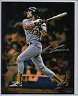 2014 PANINI NATIONAL VIP JOSE CANSECO SIGNED 8X10 PHOTO AUTO AUTHENTIC RARE