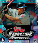 2014 Topps Finest Baseball Factory Sealed Hobby Box