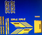 YAMAHA TDR250 DECAL SET